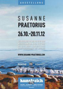 Susanne Praetorius: 26.10. - 20.11.2012