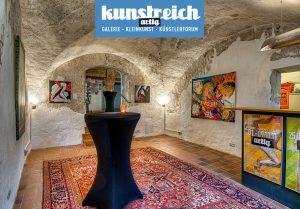 kunstreich Kempten - Innenansicht / Foto: Kees van Surksum